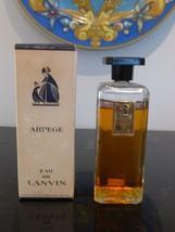 VINTAGE 4 OZ. ARPEGE EAU DE LANVIN IN ORIGINAL BOX - $119.00
