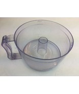 Hamilton Beach Food Processor Replacement Work Bowl Model 70450 - $11.73