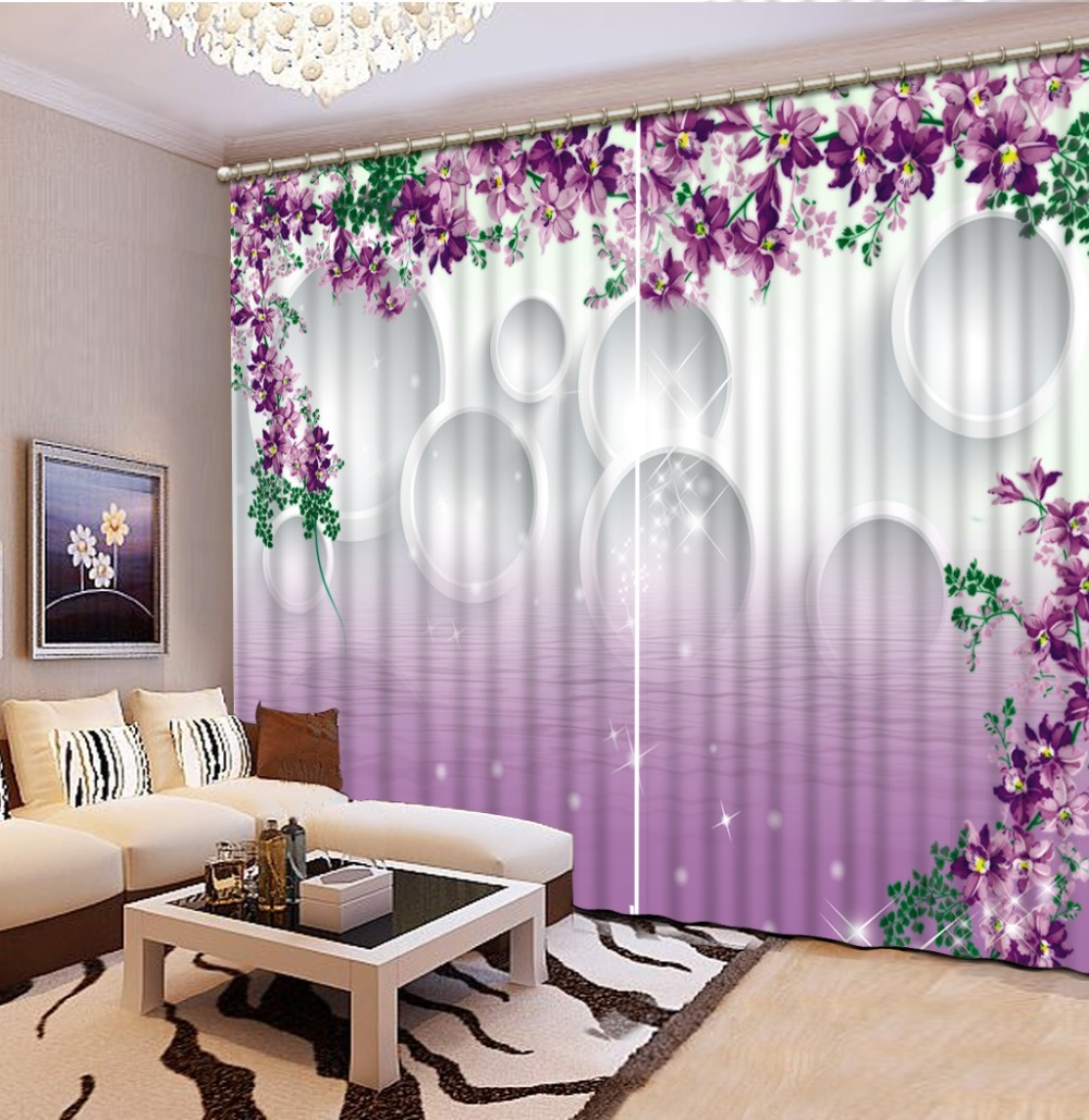 Blackout-Curtains-for-Living-room-Bedding-room-Kitchen-room-Window-Curtain-purpl for sale  USA