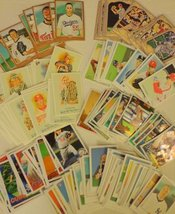200 Brand New MLB Baseball Card Collection. This Lot Contains Cards From 2010 an - $9.99