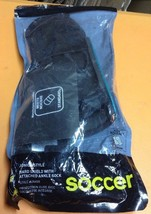 Adidas Soccer junior style Hard Shield With Attached Ankle Socks Medium - $8.90