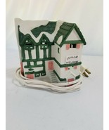Liberty Bell Christmas Village House - Miller Toy Shoppe  - $11.87