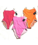 La Blanca One Piece Swimsuit in Pink, Red or Orange Sizes 6-16 NWT $90  - $58.49