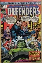 THE DEFENDERS #33 (1976) Marvel Comics FINE- - $9.89