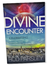 Divine Encounter Rod Parsley Celebrating God Calendar Celestial Creation... - $12.86