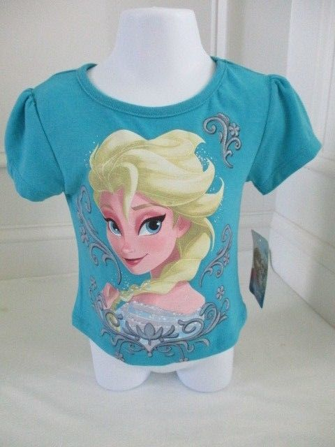 5T 3T Little Charmers Toddler Girl/'s Pink Top Size 2T