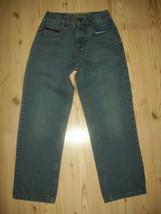 U.S. Polo Boys Blue Jeans Sz 12 Slim Straight US Polo Assn.Denim Casual ... - $17.23