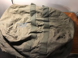 US Army Duffel bag 1972 - $29.02