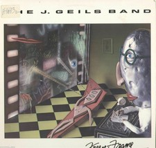 The J. Geils Band Freeze Frame Vinyl LP Record Album - $12.99