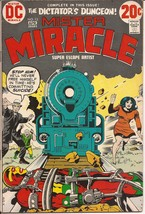 DC Mister Miracle #13 The Dictator's Dungeon Jack Kirby Big Barda Scott ... - $4.95
