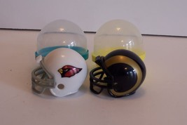 NFL Football Mini-Helmet Lot #3 NFC West - $6.92