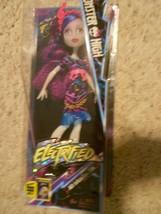 NEW Monster High Ari Hauntington Electrified Doll - $12.99