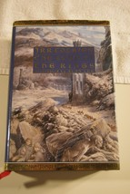 The Lord of the Rings J.R.R. Tolkien  Deluxe Illustrated Alan Lee 1991 H... - $89.99