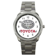 Sport Metal Unisex Watch Highest Quality Toyota - $23.99