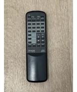 DENON RC-258 Remote Control for CD Player DCM380/280 - $12.00