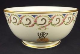 Lenox 1982  Smithsonian Collection General Washington Monogram Bowl - $19.80
