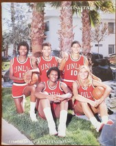 1985-86 UNLV Lady Rebels Basketball Two-Time PCAA Champions - $4.95