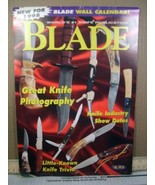 Calendar Blade Magazine 1998 - $8.99