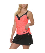 Gerry Women's 2 Piece Tankini Skort Swimsuit Set   Sherbet  Sz S M - $21.43+