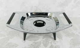 Vtg Corning Ware Royal Buffet Casserole Warming Stand Candle Holder MCM - $14.84