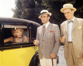 Shirley MacLaine, George C. Scott and Art Carney in The Yellow Rolls-Royce 16x20 - $69.99