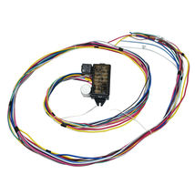 12 Circuit Universal Wiring Harness Muscle Car Hot Rod Street Rod XL Wires image 8