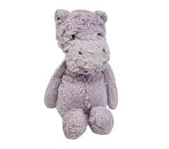 """11 """" Jellycat Timide Bébé Lilas Violet Hippo Animal en Peluche Jouet M - $36.45"""