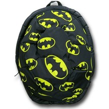 Batman Symbols Sublimated Dome Backpack Black - $41.98