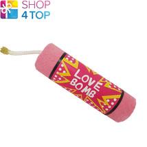 LOVE BOMB STICK BATH BLASTER BOMB COSMETICS PASSIONFRUIT HANDMADE NATURA... - $5.54