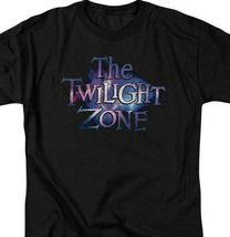 The Twilight Zone logo t-shirt retro 50s 60s fantasy tv graphic tee CBS1592 image 3
