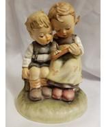 MJ HUMMEL Goebel figurine SMART LITTLE SISTER #346, TMK2 - $144.49