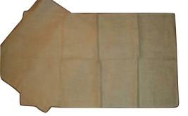 "Pair of Natural Beige Solid Linen Vintage Tea Towels Kitchen 28"" X 17"" D... - $24.72"