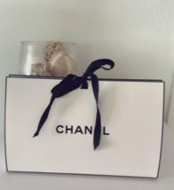 "Chanel White Gift Box 9"" X 4"" - $15.83"