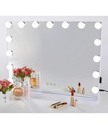 MoonMoon Hollywood Vanity Mirror with Lights,Professional Makeup Mirror ... - $105.99