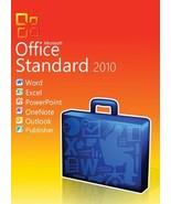 Microsoft office standard 2010 thumbtall
