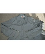 Vintage Dickies OVERALLS COVERALLS Size 40 Tall - Gray - Talon Zippers - $67.89