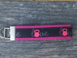 Kettlebell Wristlet Keychain - Workout Key FOB Wristlet Keychain - €9,18 EUR