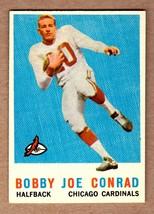 1959 Topps #173 Bobby Joe Conrad Chicago Cardinals NM condition - $5.36