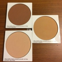 Clinique Stay Matte Sheer Pressed Powder STAY GOLDEN Compact Makeup REFI... - $25.50