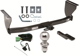 COMPLETE TRAILER HITCH PACKAGE W/ WIRING KIT FITS 1999-2004 JEEP GRAND C... - $234.51