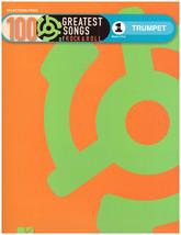 100 Rock & Roll Songs ~ Sheet Music for Trumpet ~ Beatles, Elvis, Van Mo... - $13.54