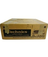 Technics SL-3300 Direct Drive Automatic Turntable System w/ Box For Repair - $199.99