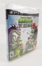 PS3 Plants vs. Zombies: Garden Warfare PS3 New Sealed PopCap EA Game  - $14.54
