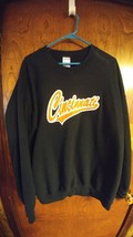 Black  Cincinnati  Sweatshirt Men's   (Bengal's) - $19.79