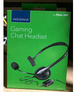 Insignia™ - Wired Gaming Chat Headset for Xbox 360 - NEW - $10.61