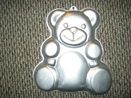 Wilton Huggable Teddy Bear Cake Pan (2105-4943, 2002) - $14.14