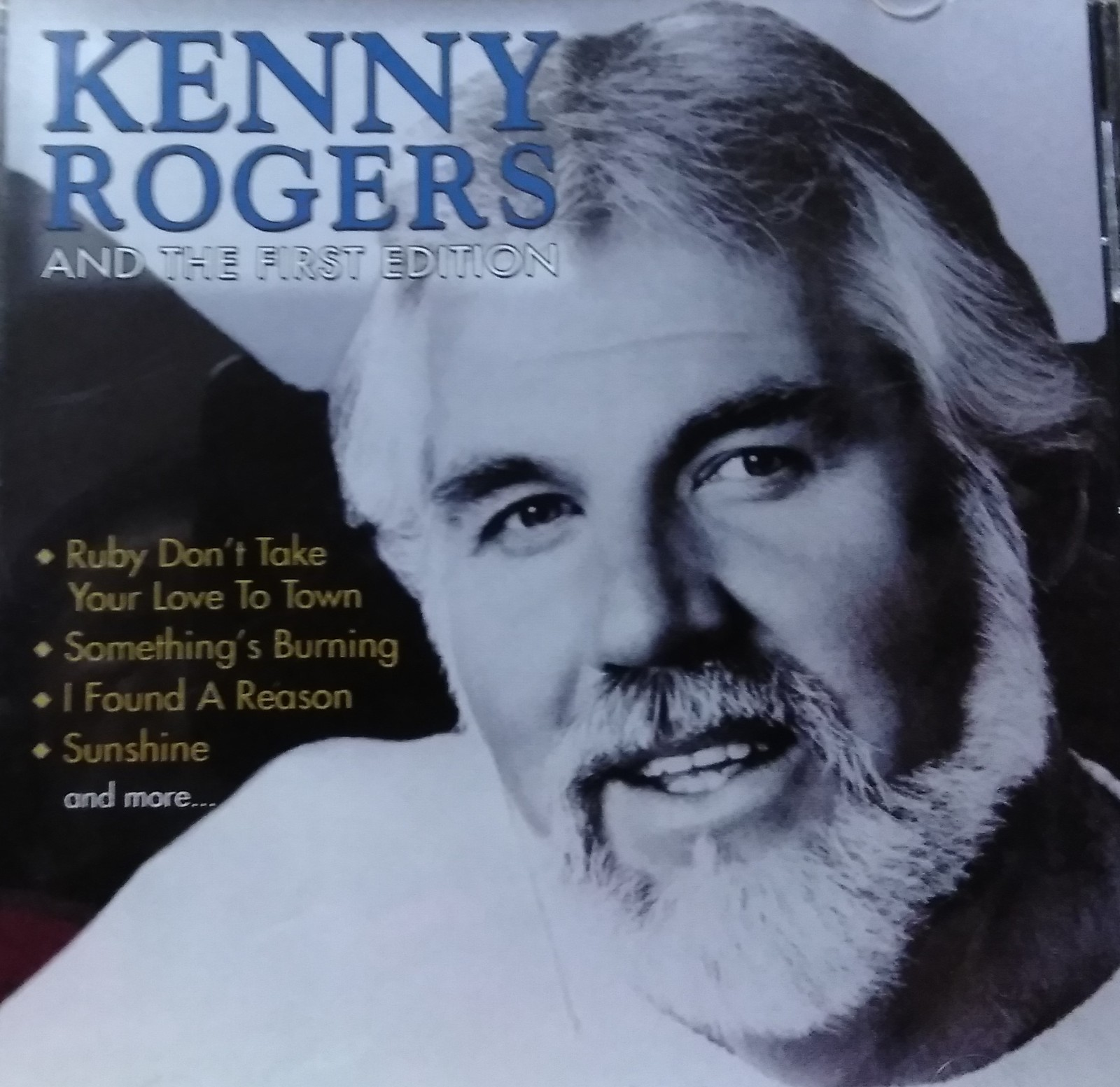 Primary image for Kenny Rogers and The First Editiion CD