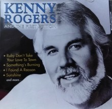 Kenny Rogers and The First Editiion CD - $4.95