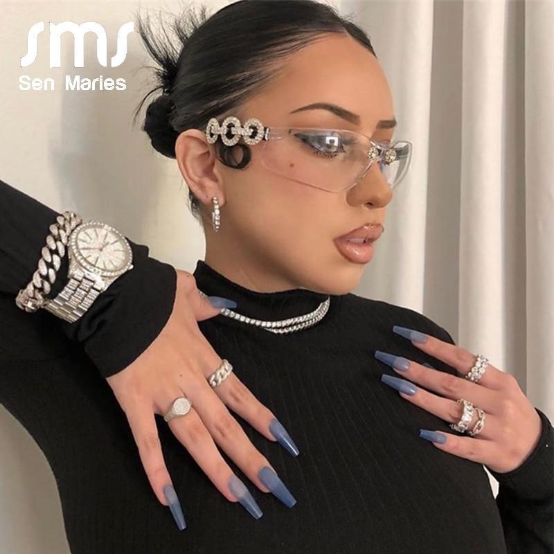 Mond sunglasses men women new brand designer fashion pilot male glasses women cat eye eyeglasses