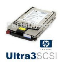 163587-002 Compatible HP 18.2GB Ultra3 10K Drive
